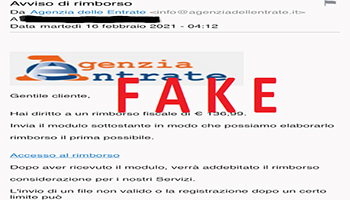 Attenzione: Nuova Ondata Di Smishing/Phishing