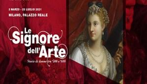 Le Signore dell'Arte|Storie di Donne tra '500 e '600