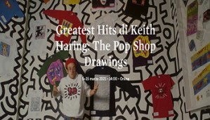 Sotheby's: Greatest Hits di Keith Haring: The Pop Shop Drawings
