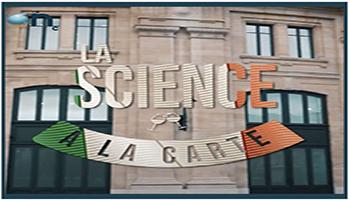 """Parigi: """"La Science à la Carte"""""""