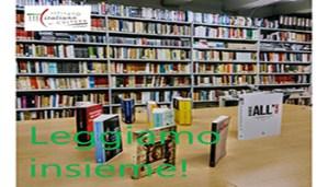 Leggiamo insieme. Club di lettura / Reading club