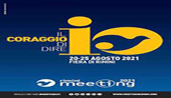 """MEETING21: IL CORAGGIO DI DIRE """"IO"""""""
