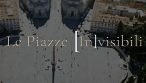 Le Piazze (In)visibili al Centro Fundación Caja Rioja La Merced di Logroño