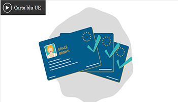 Carta blu UE: nuove regole per attrarre lavoratori altamente qualificati