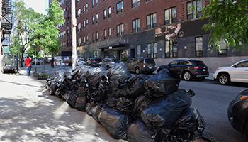 New York è stata votata come una delle prime tre città più sporche del mondo