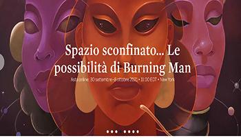 Sotheby's: Spazio sconfinato… Le possibilità di Burning Man