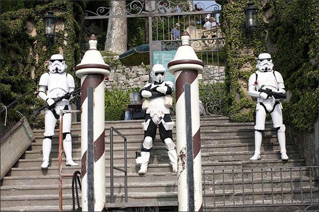 Star Anakin Wars Padme Wedding