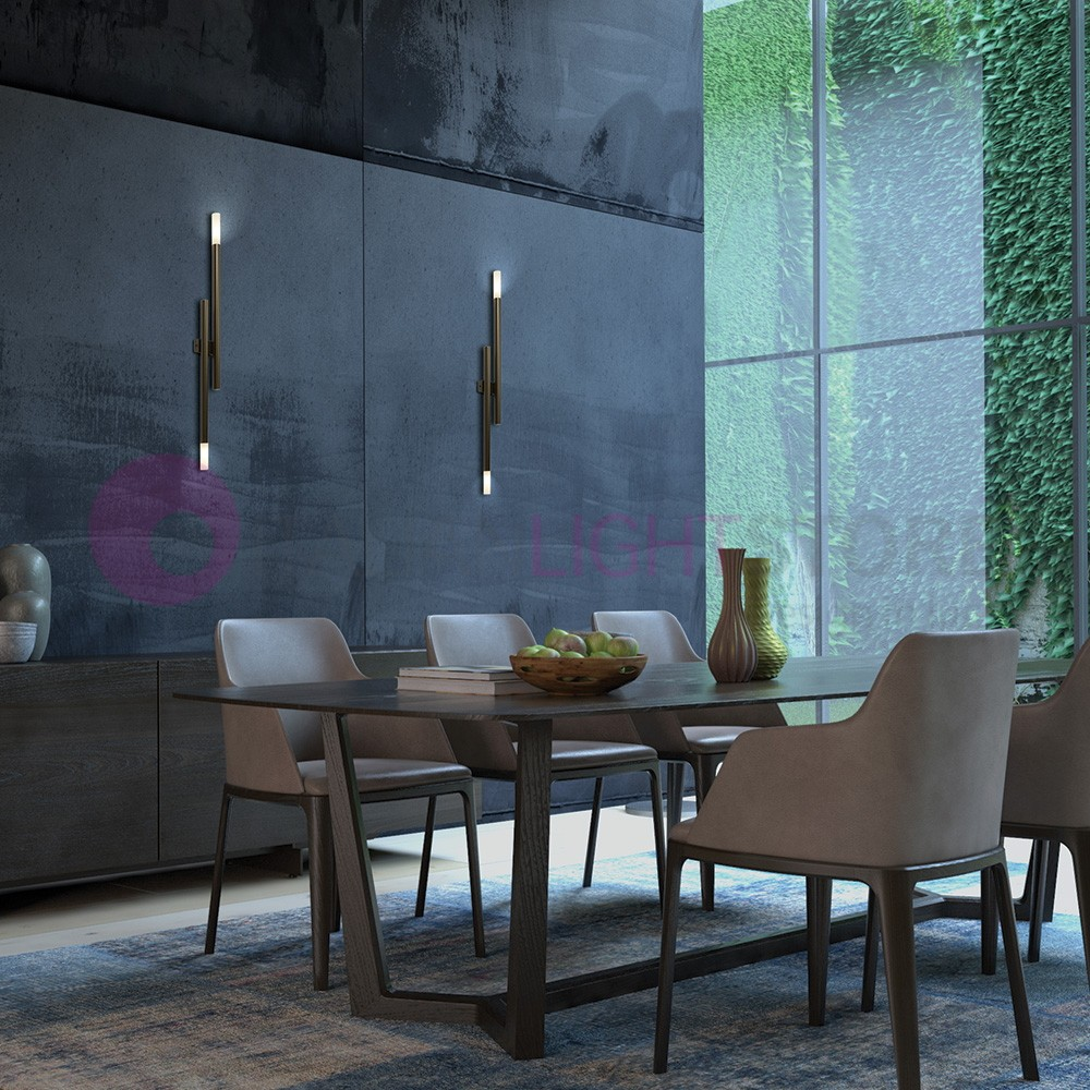 ZEN wall Sconce Modern wall design 2 lights Given to 105/42 on Ultra Modern Wall Sconces id=77233