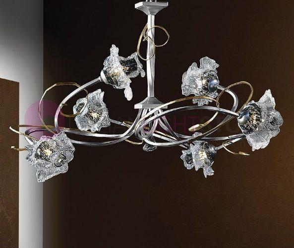 55 x 45 x 55 (cm) 519,99 €. I Migliori Lampadari Da Bagno Italian Light Store