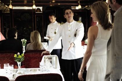 Five stars assistance on board Venice Orient Express