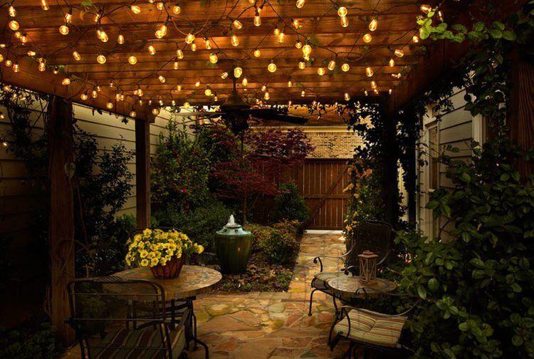 5 innovative outdoor lighting ideas for
