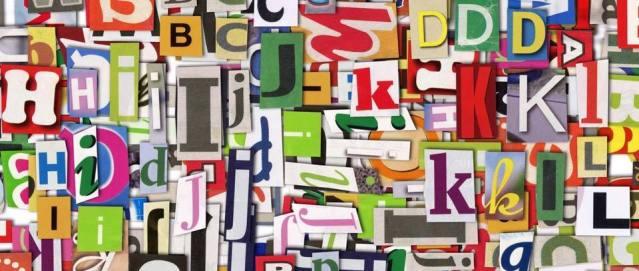 Італійський алфавіт. - Alfabeto italiano