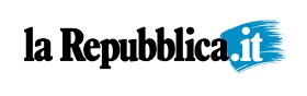 Logo del giornale La Repubblica
