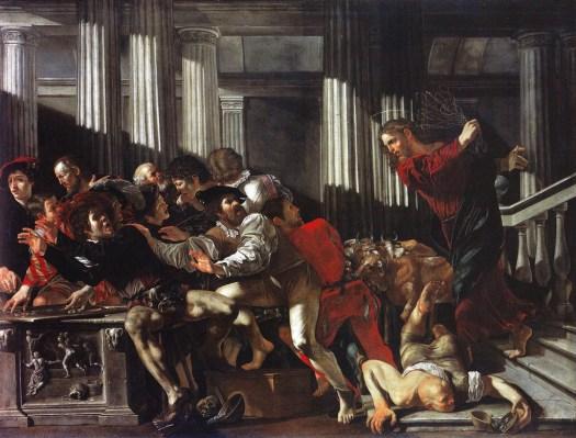 Blog italianopera: Giordano. Gesù caccia i merrcanti dal tempio.