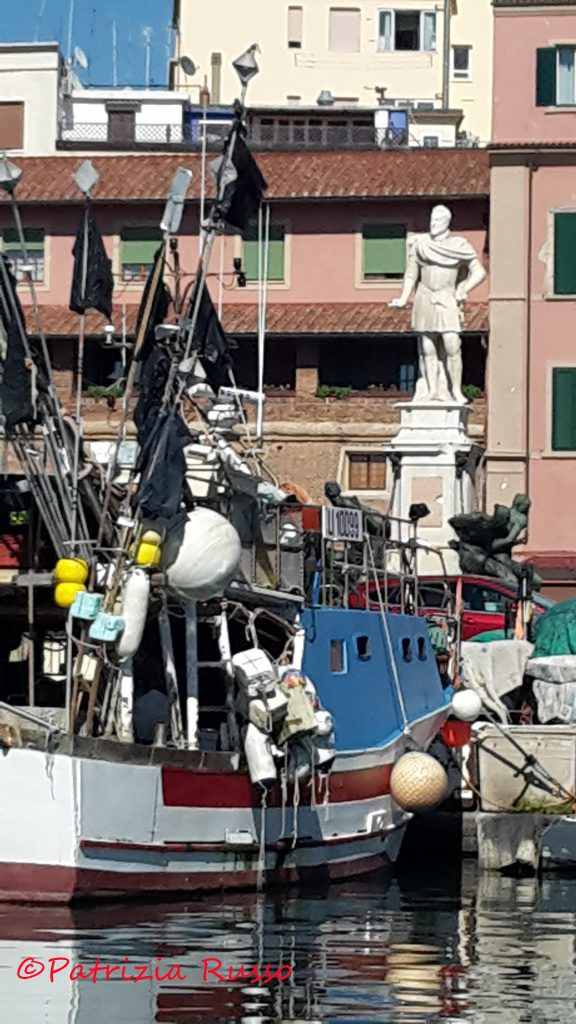 Livorno, il monumento dei 4 Mori