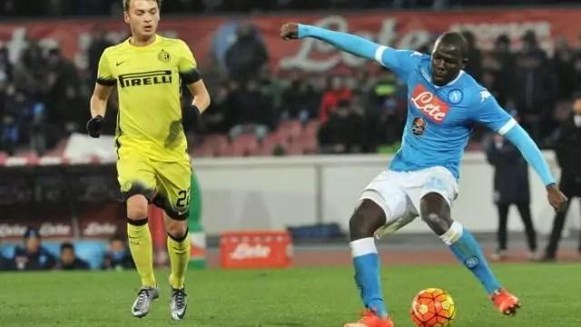 Inter Napoli 2-0