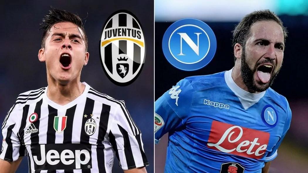Fine Campionato Juventus Napoli