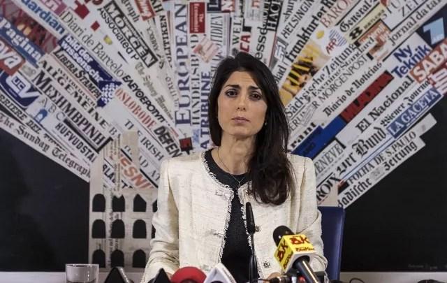 Elezioni Virginia Raggi Movimento 5 stelle sindaco di Roma