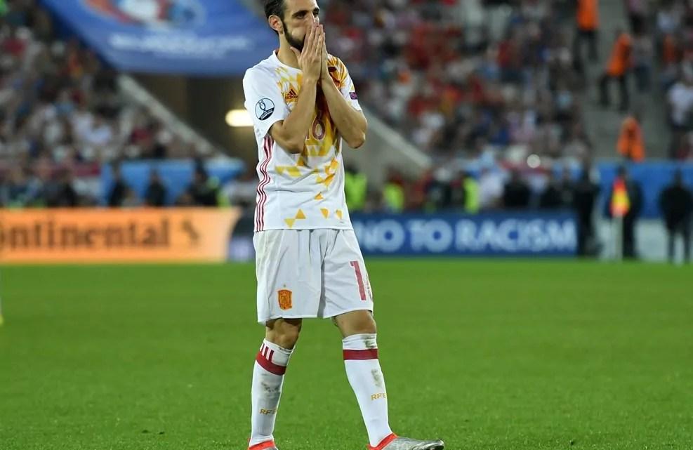 Euro2016, Spagna, Croazia, Juanfran