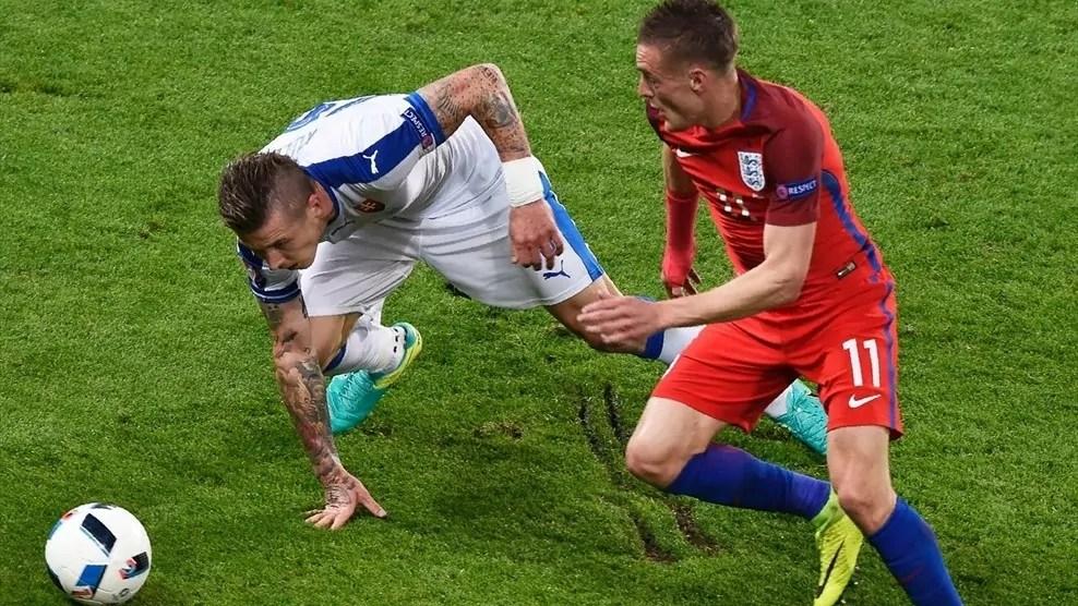 Euro2016 Inghilterra Slovacchia