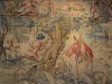 Museo del Palazzo reale di Pisa, particolare di un arazzo (ph. In24/P. RUsso)