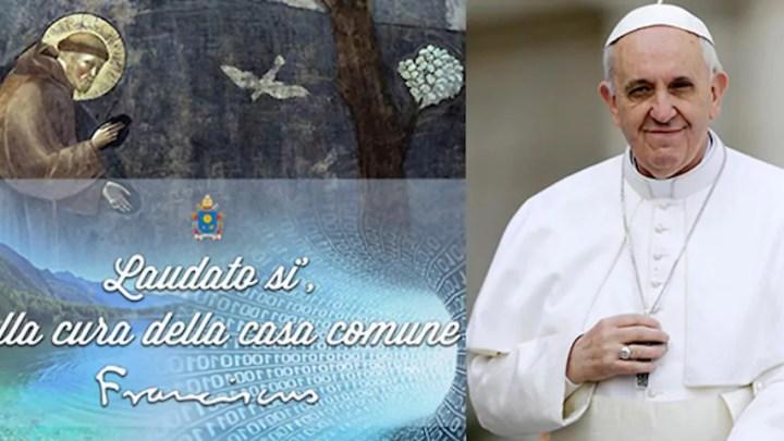Enciclica Laudato sì Papa Francesco