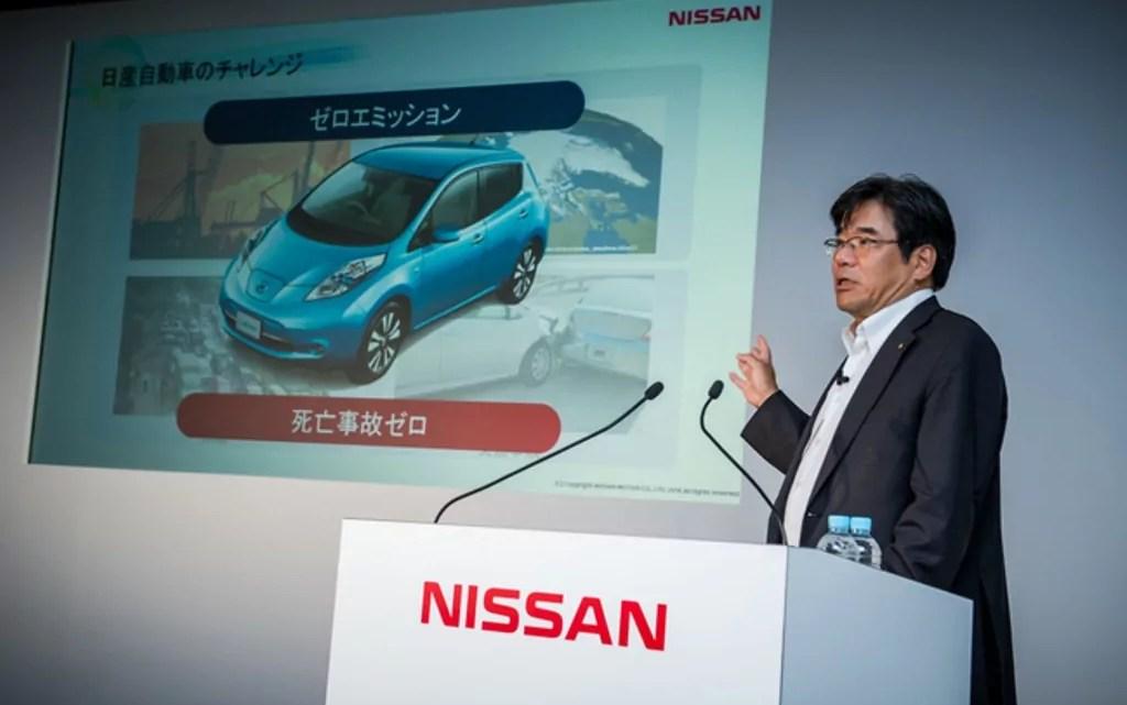 Nissan Etanolo Sakamoto