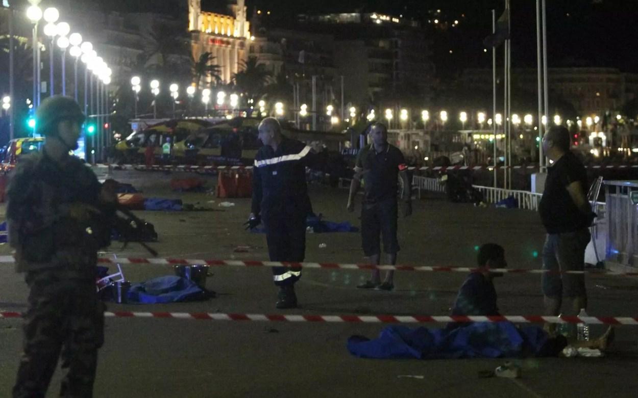 Terrorismo Nizza attentato