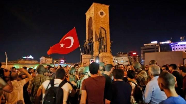 Turchia colpo di stato militare
