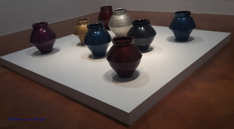 Ai Weiwei, Libero, Han Dynasty Vases with Auto Paint