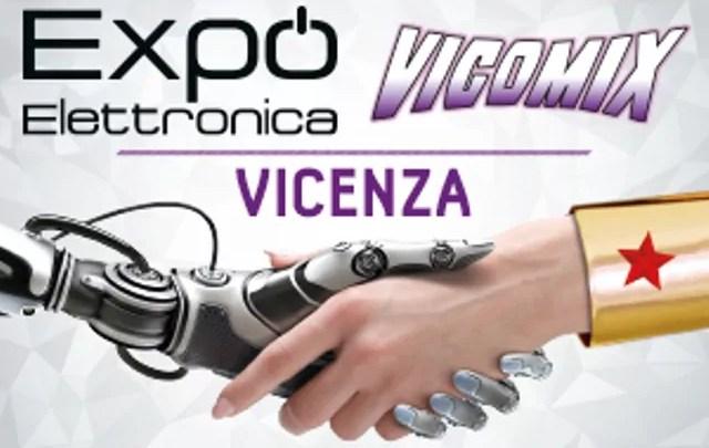 Expo elettronica Vicenza, Vicomix Cosplayer
