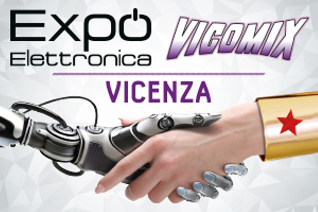 Expo elettronica Vicenza, Vicomix Cosplayer