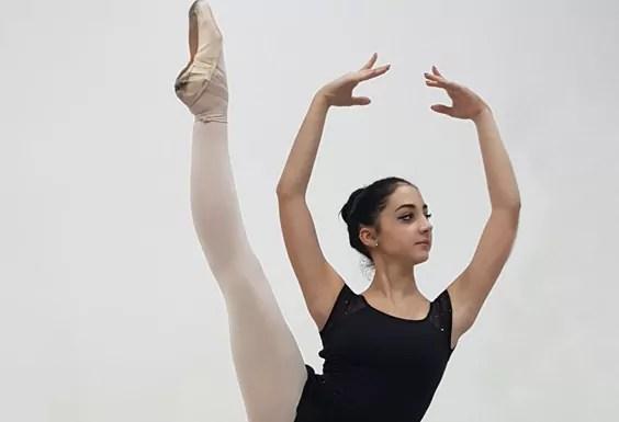 federica carillo danza