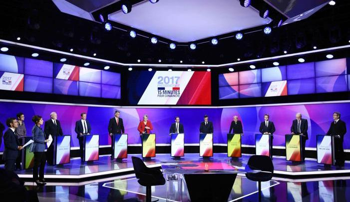 Terrore in Francia elezioni presidenziali
