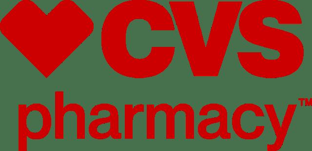 Il logo della catena di farmacie Usa Cvs Pharmacy.