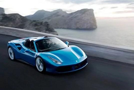 International Engine of the Year Ferrari