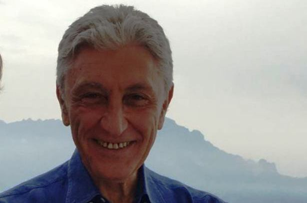 L'ex sindaco di Napoli ed ex governatore della Campania Antonio Bassolino (ph. Facebook).