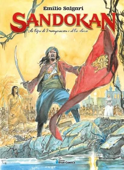 Star Comics Sandokan serie a fumetti