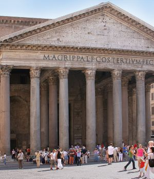 Savoia Pantheon Roma ph. Wikipedia