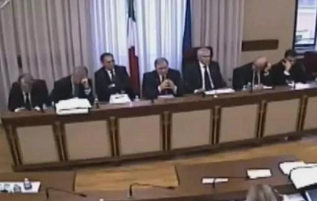 Commissione banche audizione caso Etruria camera