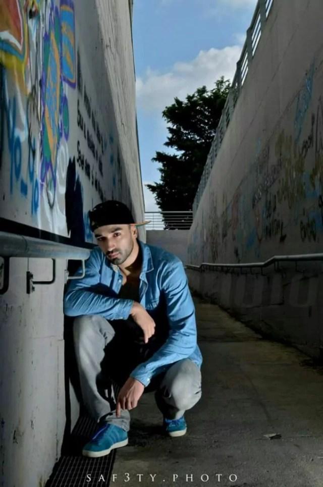 Dj Key D., al secolo Davide Spano, il rapper che con l'associazione My Music ha promosso il festival Sardinia H2 Culture.