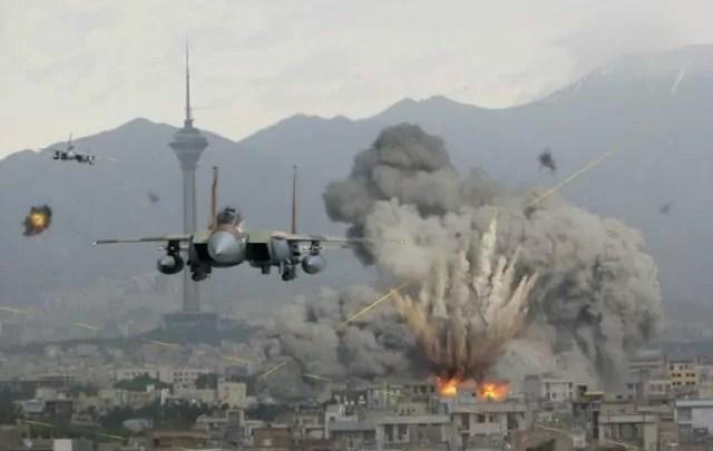 raid aerei israle e su siria
