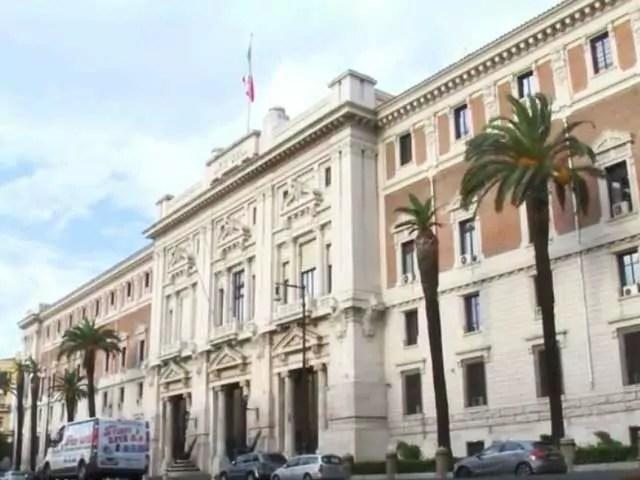 Palazzo Marina a Roma
