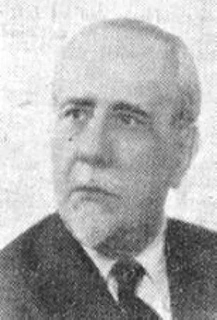 Dante Veroni, avvocato e componente dell'Assemblea Costituente (ph. Wikipedia).