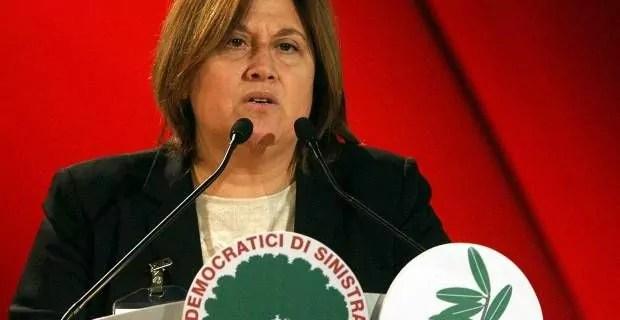 Lucia Annunziata direttrice dell'Huffington Post