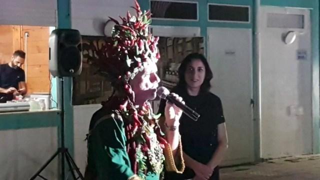 Sua Maestà il Peperoncino presenta il Festival del peperoncino 2018 (ph. In24/P. Nigro).