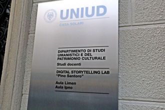 Università di Udine, il Digital Storytelling Lab.