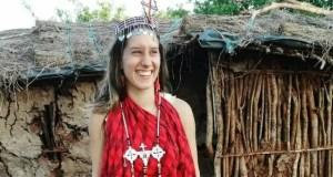 Silvia Romano, la volontaria di Africa Milele rapita in Kenya.