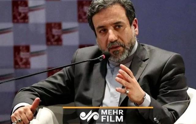 Il vice ministro degli Esteri dell'Iran Abbas Arakji (ph. Mehr News).