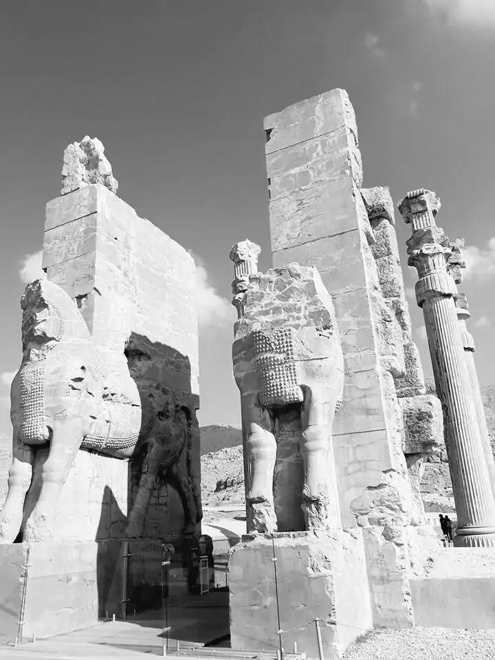 Le rovine di Persepoli (Ph. Patrizia Russo/ IT24).